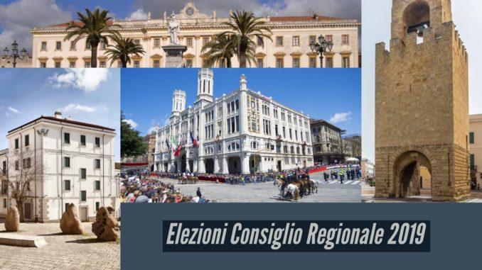 Elezioni Sardegna 2019 Scarica La Lista Con Tutti I Candidati